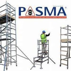 PASMA Combined - Towers for Users & Low Level
