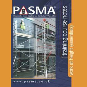 Working at Height Essentials - PASMA